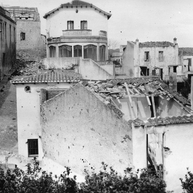 Juliol de 1938. Retornen els atacs a Sant Feliu