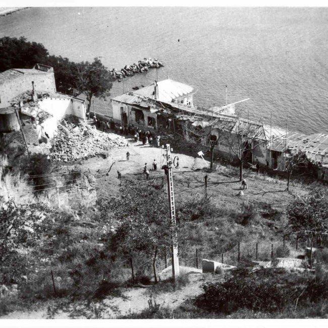 Setembre de 1938: Bombardejos i fam